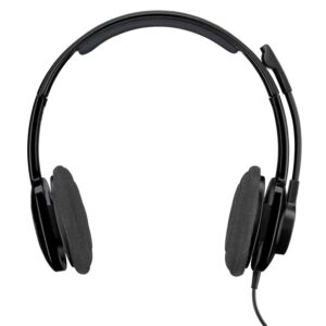 HEADSET GENERICO BLACK