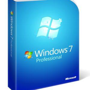 LICENCIA WINDOWS 7 PROFESSIONAL SPANISH 32-64BIT
