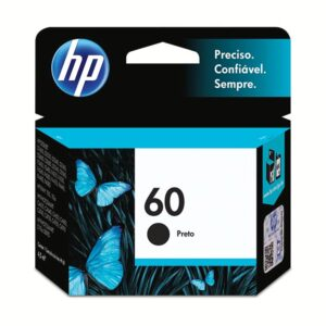 CARTUCHO HP 60 BLACK