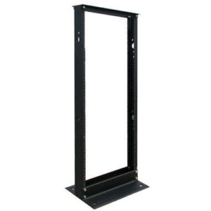RACK NEXXT 19 STEEL OPEN 4FT BLACK