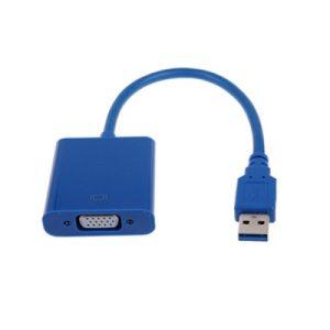 USB A VGA