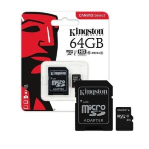 memoria-micro-sd-kingston-64gb-clase-10-microsdx